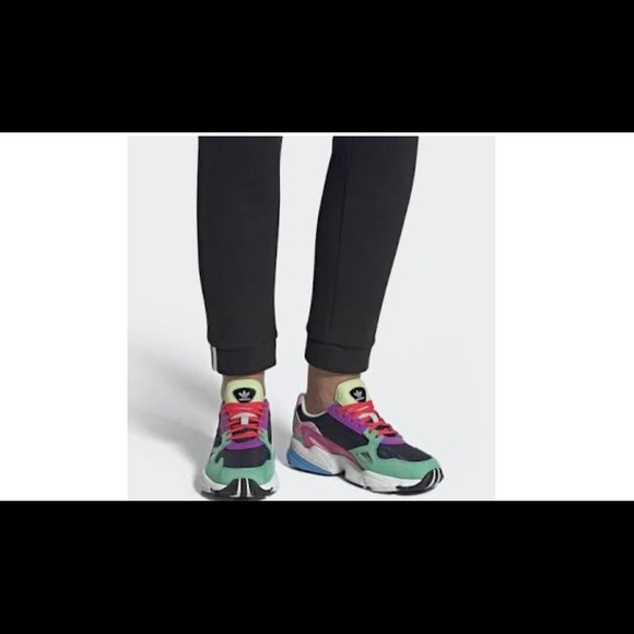 adidas Shoes | Adidas Falcon Colorblock